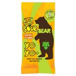 Bear Pure Fruit Yoyos Super Sour Mango and Apple 20G