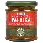 Belazu Oak Smoked Paprika Pesto 165g