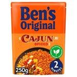 Bens Original Express Cajun Spiced Rice 250g