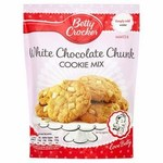 Betty Crocker White Chocolate Cookie Mix 200g