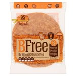 BFree Sweet Potato Tortilla Wraps 6 Pack