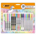 Bic Unicorn Stationery Set 20 Pack
