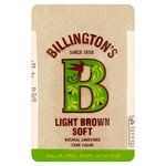 Billingtons Light Brown Soft Sugar 1kg