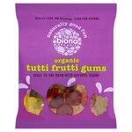 Biona Organic Tutti Frutti Gums 75g