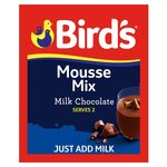Birds Milk Chocolate Mousse Mix 47g