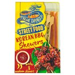 Blue Dragon Street Food Korean Bbq Skewers Kit 141G