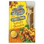 Blue Dragon Street Food Satay Skewers Kit 170G