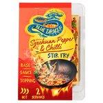 Blue Dragon Szechuan Pepper and Chilli Stir Fry 110.5G