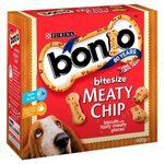 Bonio Bitesize Biscuits with Meaty Chips 400G