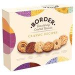 Border Biscuits Classic Recipes Carton 400g