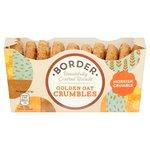 Border Biscuits Golden Oat Crumbles 150g