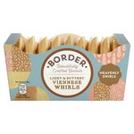 Border Biscuits Light and Buttery Viennese Whirls 150g