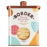 Border Biscuits Luxury Biscuit Barrel 600g