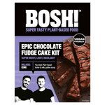 Bosh! Epic Chocolate Fudge Cake Kit 635g