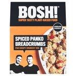 BOSH! Spiced Panko Breadcrumbs 120g