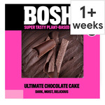 BOSH! Ultimate Chocolate Cake