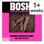 BOSH! Ultimate Chocolate Cake