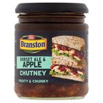 Branston Dorset Ale and Apple Chutney 290g