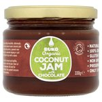 Buko Organic Gluten Free Coconut Jam with Chocolate 330g