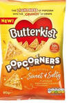 Butterkist Popcorners Sweet and Salty 80g