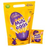 Cadbury 10 Mini Easter Eggs Bags 385g