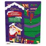 Cadbury Chocolate Advent Calendar 267g