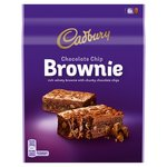 Cadbury Chocolate Chip Brownie 6 pack 150g