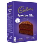 Cadbury Chocolate Sponge Cake Mix 400G