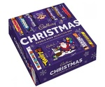 Cadbury Christmas Double Deck Selection Box Hamper 500g