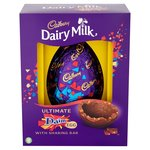 Cadbury Daim Inclusions Giant Egg 570g