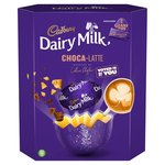Cadbury Dairy Milk Chocalatte Chocolate Giant Easter Egg 545g