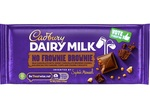 Cadbury Dairy Milk Chocolate No Frownie Brownie 105g