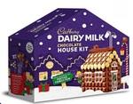 Cadbury Dairy Milk Christmas Chocolate House Kit 900g