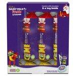 Cadbury Dairy Milk Freddo and Friends Chocolate Christmas Crackers Set 125g 4 Pack