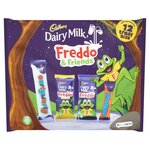 Cadbury Dairy Milk Freddo and Friends Treatsize Chocolate Multipack 12 Pack 191g