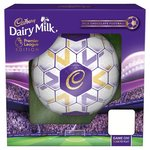 Cadbury Dairy Milk Premier League Hollow Chocolate Football 256G