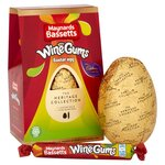 Cadbury Easter Egg with Maynards Bassetts Wine Gums 162g