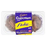 Cadbury Flake Cupcake Twin Pack