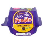 Cadbury Freddo Treasures Chocolate Box with Toy 14g