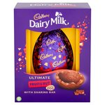 Cadbury Fruit and Nut Inclusions Easter Egg 560g