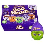 Cadbury Halloween Creme Egg Goo Heads 5 Pack
