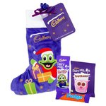 Cadbury Plush Stocking Milk Chocolate Assortment 192G