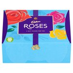Cadbury Roses Chocolate Gift Carton 115g