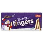 Cadbury Snowy Fingers 115g Limited Edition