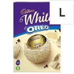 Cadbury White Oreo Large Easter Egg 220g