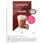 Cafe Royal Chocolate Dolce Gusto Compatible Coffee Pods 16 per pack