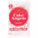 Cake Angels Pink and White Marshmallows 170g