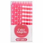 Cake Angels Spots And Stripes Party 16 Candles