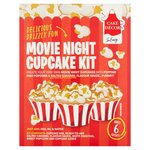 Cake Decor Movie Night Cupcake Kit 227g