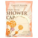 Calcot Manor Luxury Lined Shower Cap